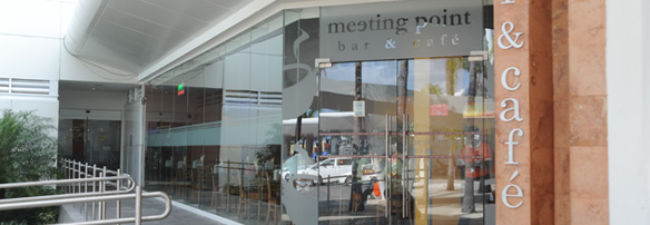 Meeting Point Cancun Airport
